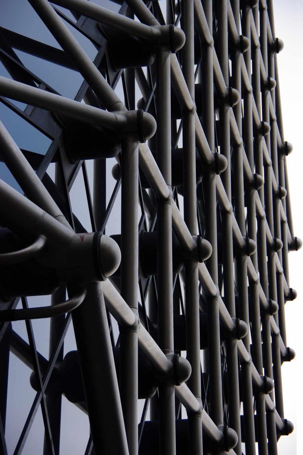 London City, Paris La Defense – Architetture Moderne